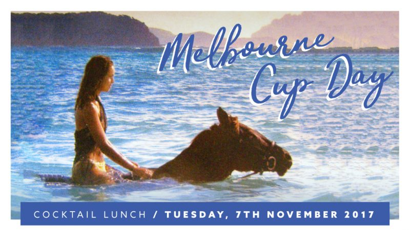 Melbourne Cup Cocktail Lunch