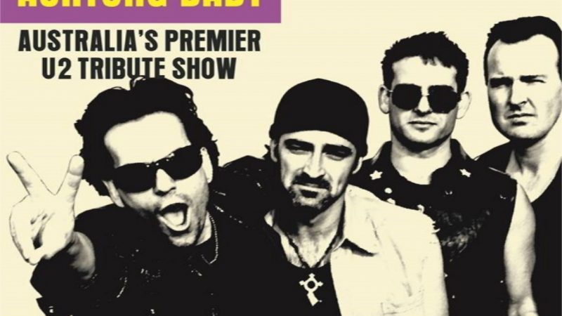 Actung Baby U2 Tribute Show