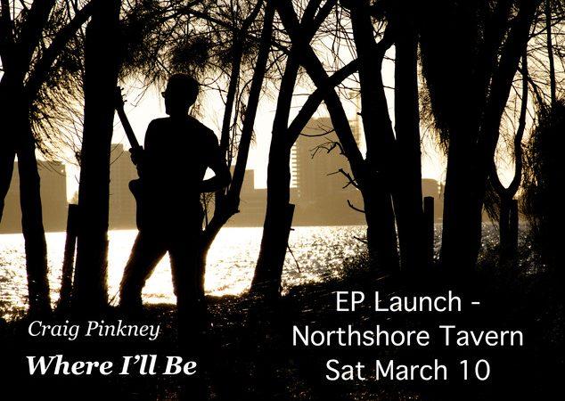 Craig Pinkney Album Launch