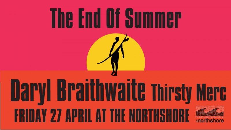 Daryl Braithwaite and Thirsty Merc